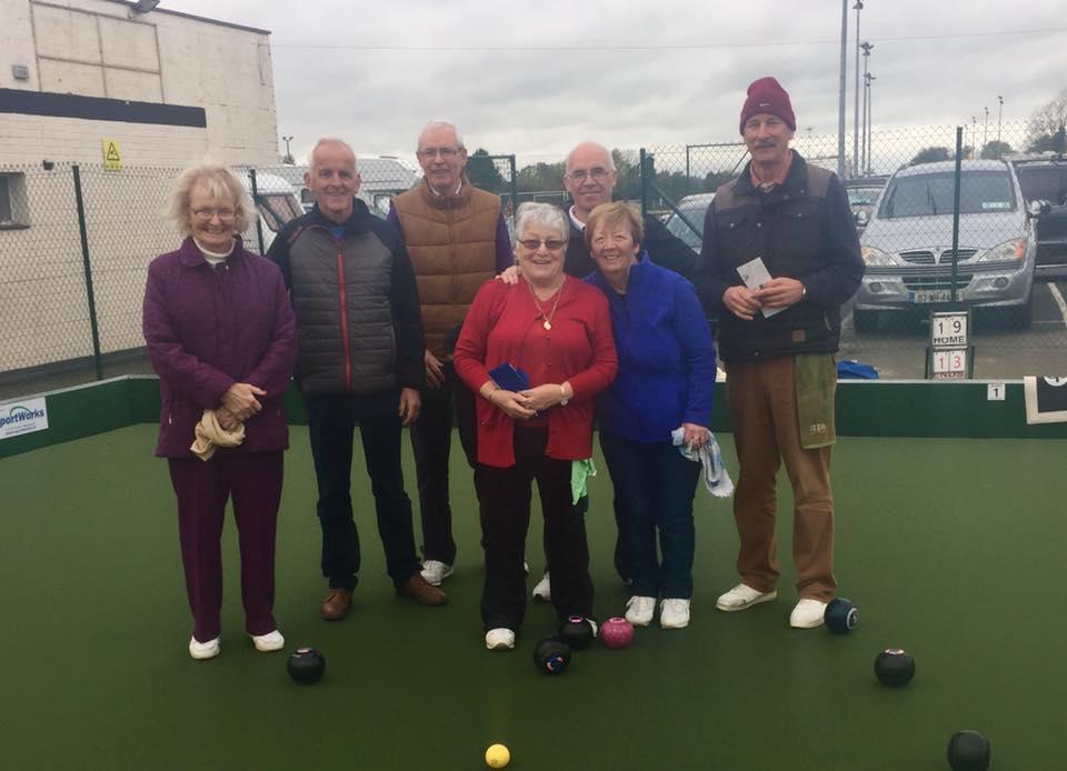 bowls at north kildare club